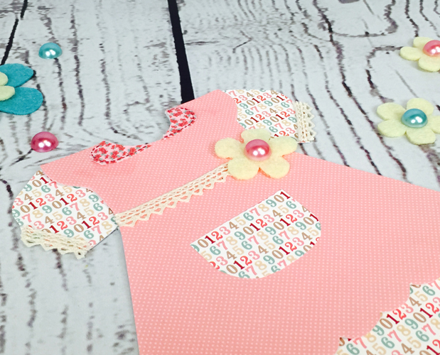 6d4074fd39a6 Baby Girl Dress Card Tutorials with...