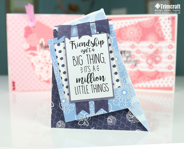 Sneak Peek of the New Simply Creative Floral Lace Paper Pads content image