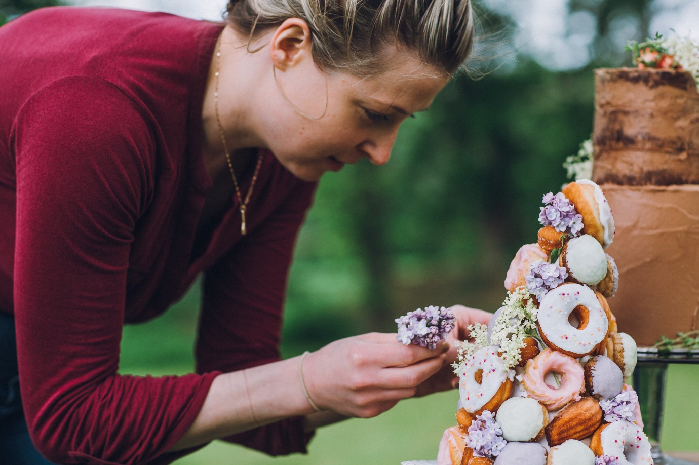 Q&A with Elle Townsend- Baker and Cake Designer content image
