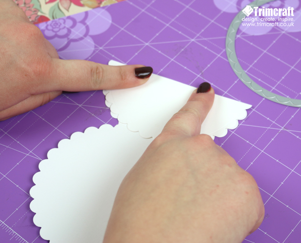 Dovecraft Painted Blooms Preview with Craft Tutorial content image