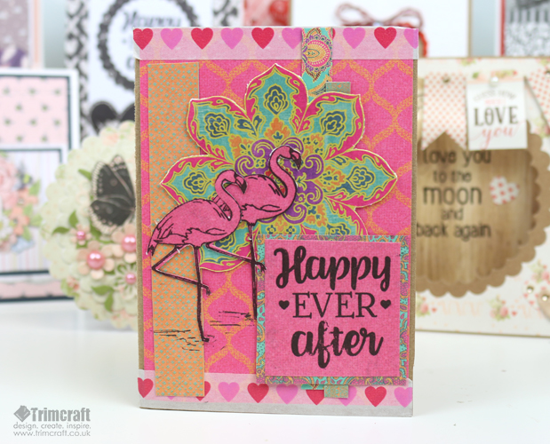 Design Team Valentine's Day Quick Card Making Tutorials content image