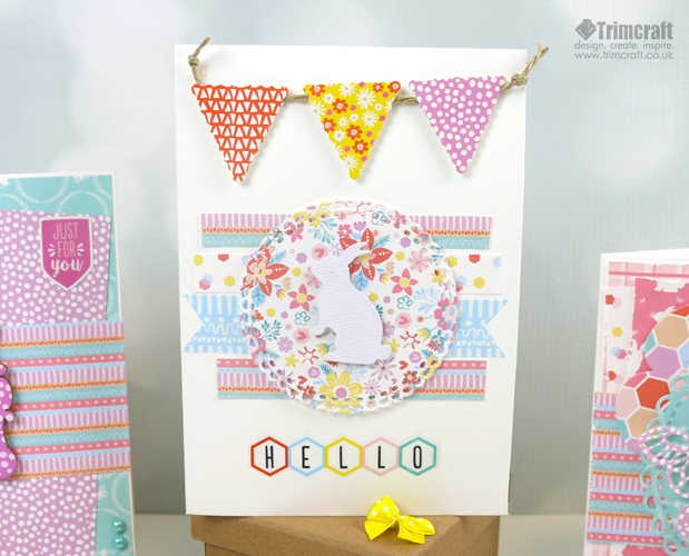 Sneak Peek of Dovecraft Blooming Lovely Papercraft Collection content image