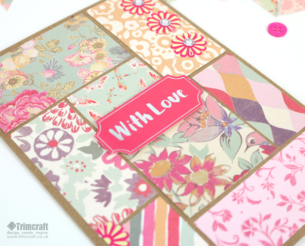 Win 1 of 6 Dovecraft Painted Blooms Collections! content image