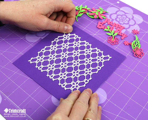 DIY Die Cut Foam Card Making Tutorial content image