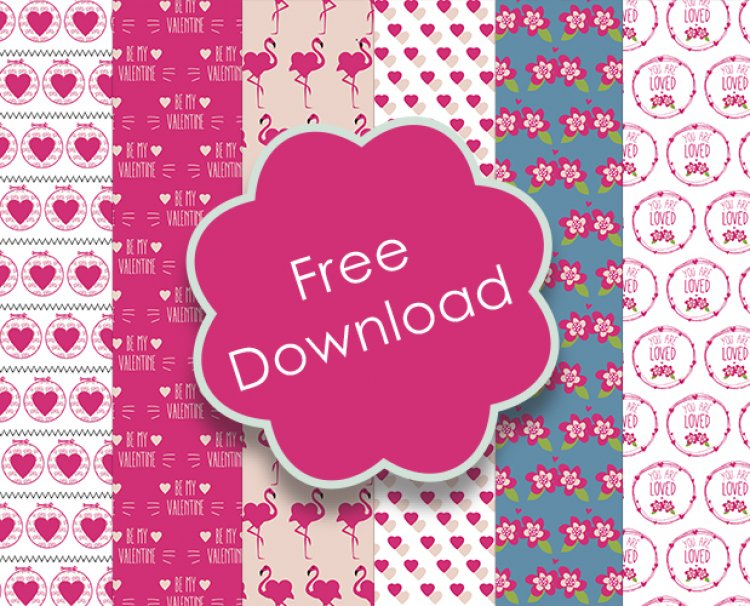 photo relating to Printable Valentines Craft referred to as Free of charge Trimcraft Printable Valentine The Craft Website