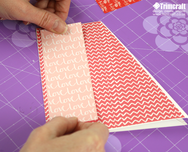 Card Shape of the Month- Side Fold Card Making Tutorial content image