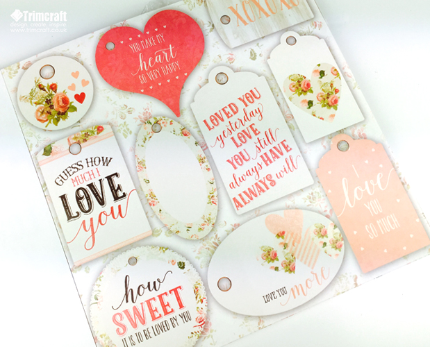 First Edition Love Story Valentine's Day Card Making Video Tutorial content image